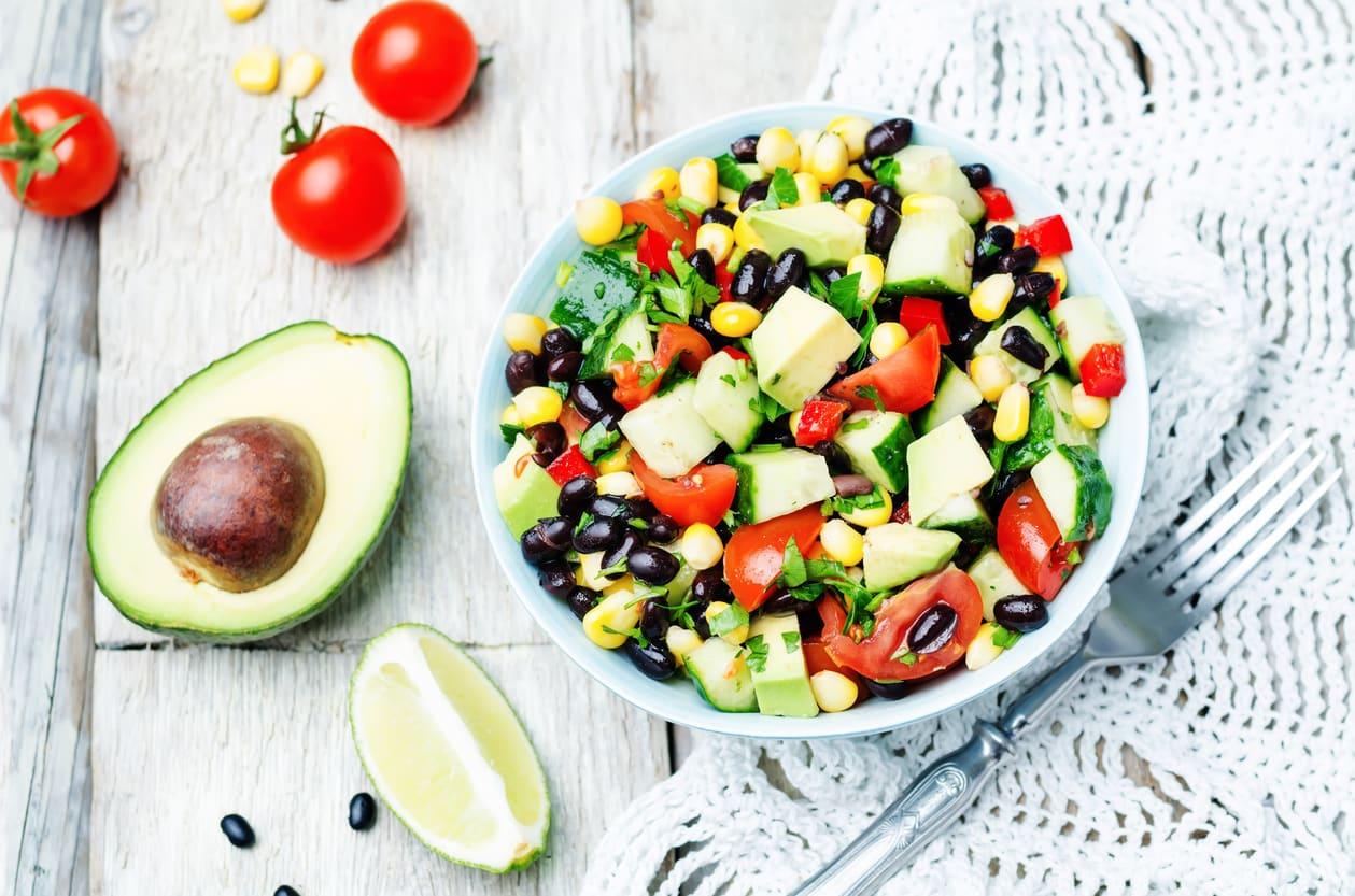 black beans - foods for stronger bones